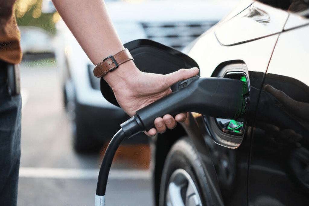 IRVE - Infrastructure de recharge de véhicules électriques